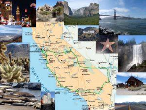 californie usa roadtrip itineraire 10 jours