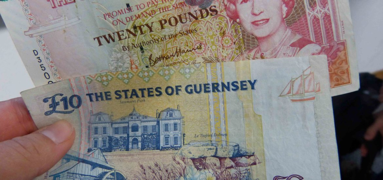 monnaie guernesey wekend idee