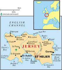 carte Jersey