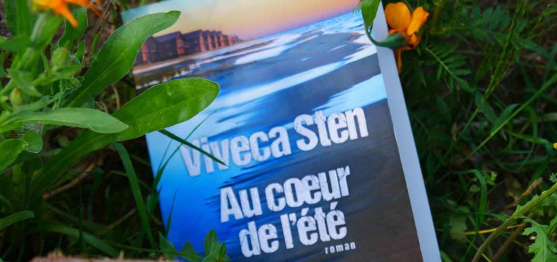 avis lecture viveca sten au coeur de l'été