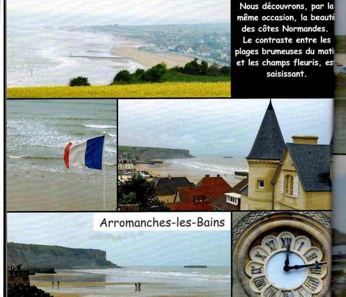 Arromanches weekend plages debarquement normandie (2)