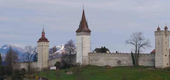 roadtrip 1 semaine en suisse Luzern