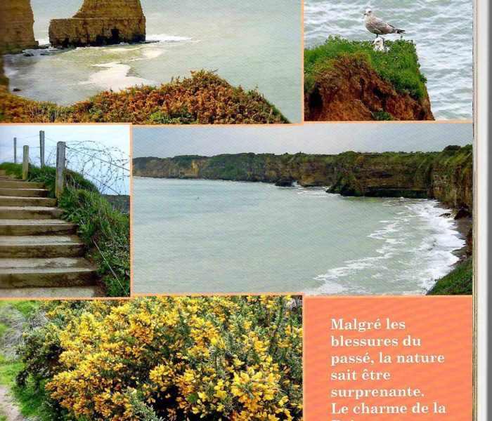 Pointe du Hoc weekend plages debarquement normandie (2)