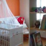decoration chambre enfant renard orange diy