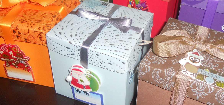 petites boite diy cadeau papier